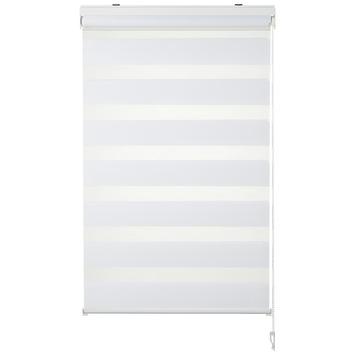 Store ajouré OK blanc 90x175 cm