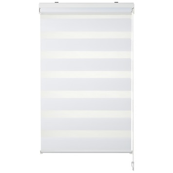 Store ajouré OK blanc 120x175 cm