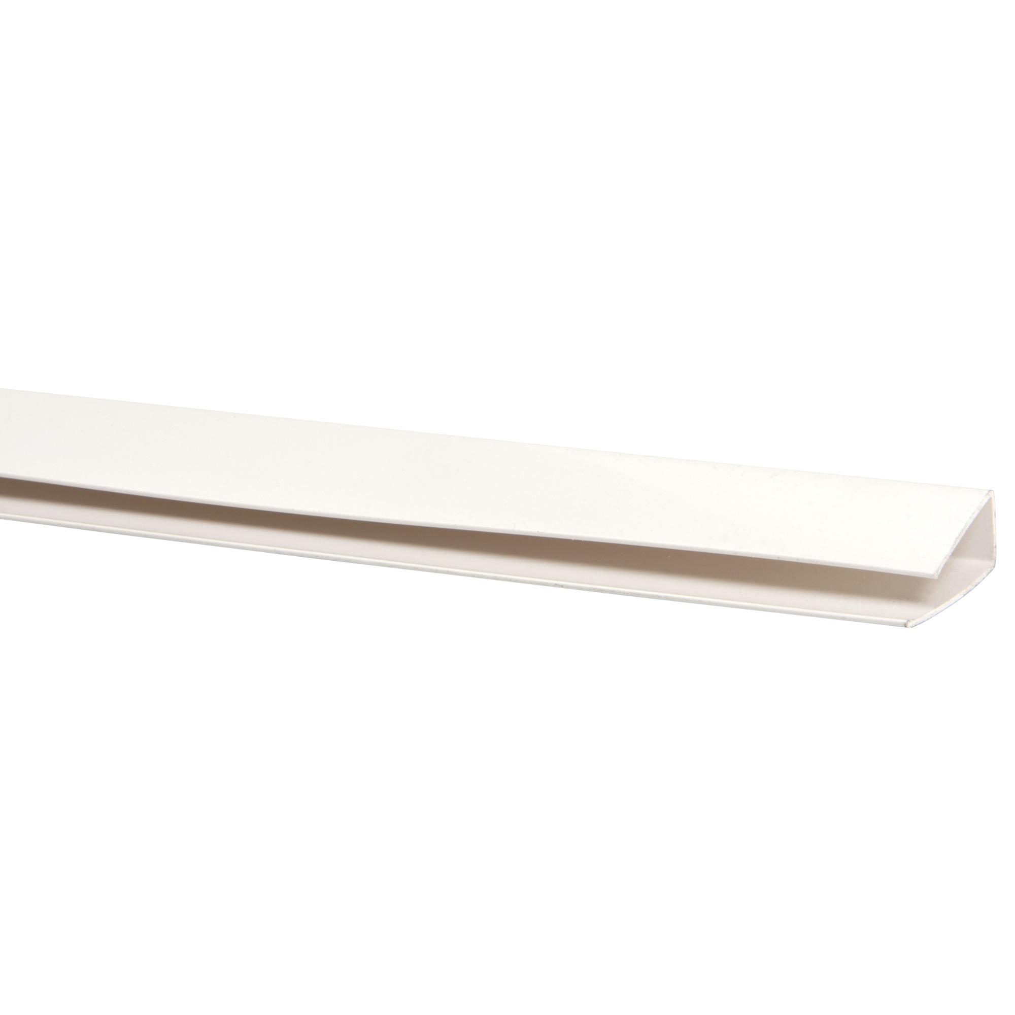 profil de d part 270 cm blanc cr me profil s en. Black Bedroom Furniture Sets. Home Design Ideas
