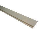 Lambris en PVC GAMMA 270x10 cm 2,7 m² 10 pièces frêne blanc