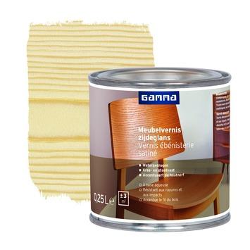 Vernis pour meubles GAMMA satin 250 ml incolore