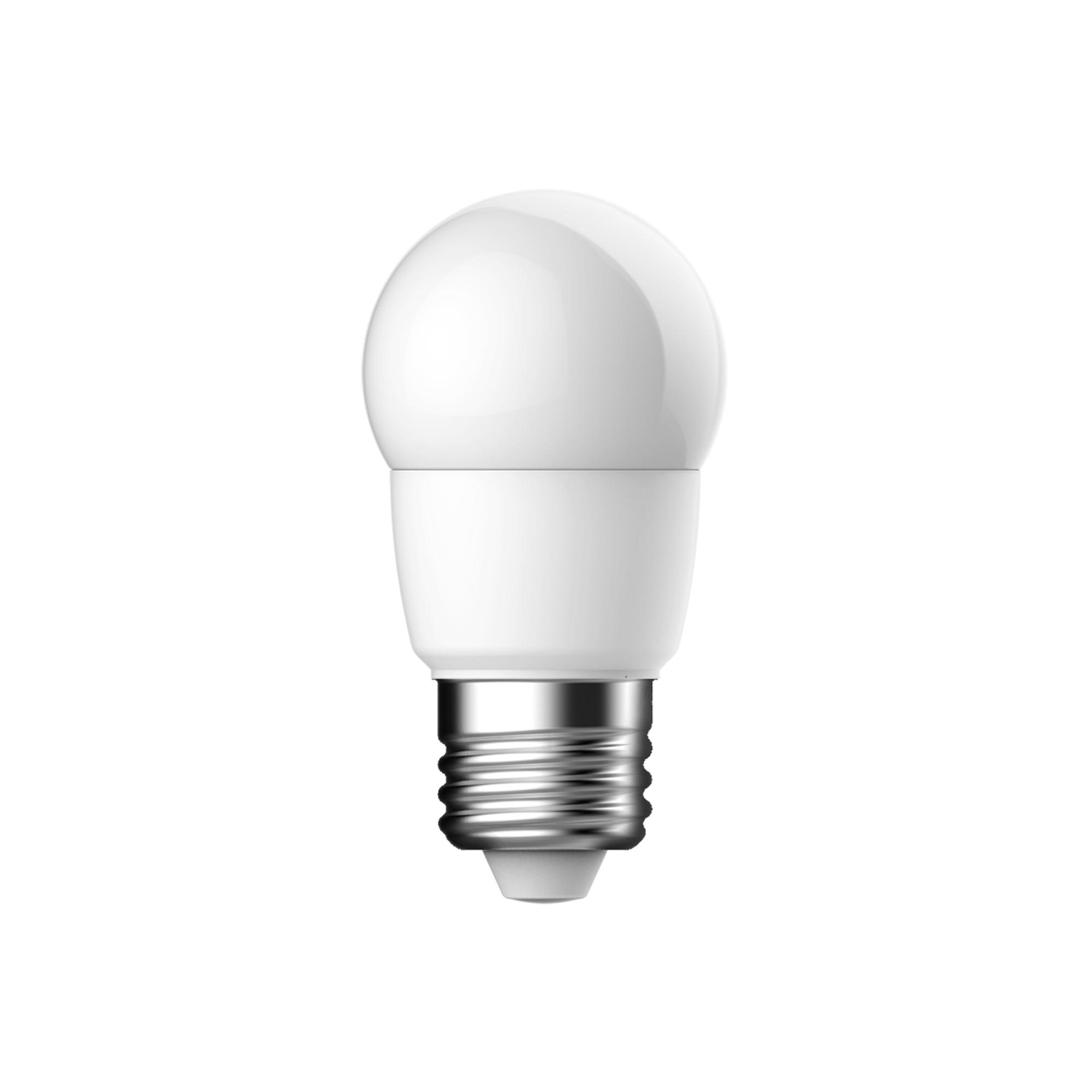 handson led kogellamp e27 140 lumen 2 5w 15w mat alle lampen lampen verlichting. Black Bedroom Furniture Sets. Home Design Ideas