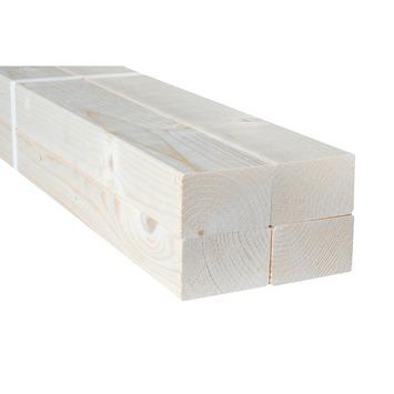 Lot avantageux de sapin raboté FSC 44x69 mm 270 cm 4 piéces