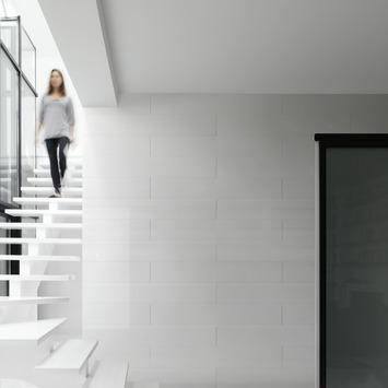 Grosfillex paneel Attitude hoogglans wit 8 mm 2,7 m²