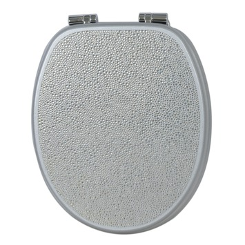 Siège WC Eeva Handson soft-close MDF paillettes