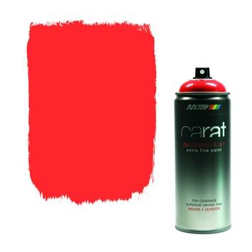 Spuitlak Motip Carat Flame Red 400 ml