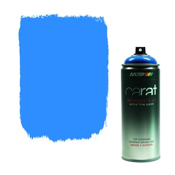 Spuitlak Motip Carat Traffic Blue 400 ml