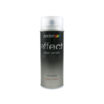 Spuitlak vernis zijdeglans acryl 400 ml