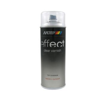 Spuitlak vernis hoogglans acryl 400 ml