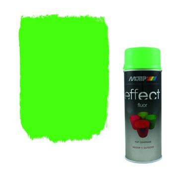 Spuitlak fluoriserend groen 400 ml
