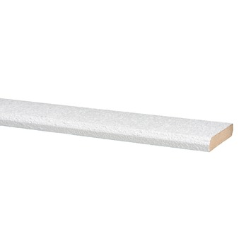 Plafondlijst Agnes 260 cm stuc wit