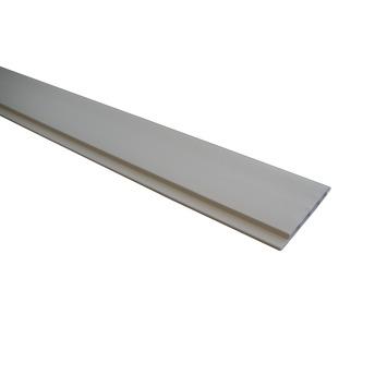 Lambris en PVC GAMMA 390x10 cm 3,9 m² 10 pièces blanc