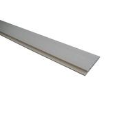 Lambris en PVC GAMMA 600x10 cm 0,6 m² blanc