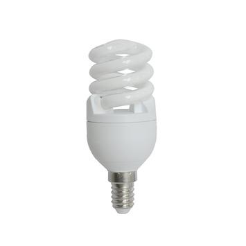 GAMMA spaar spiraallamp E14 430 lumen 8W=40W mat