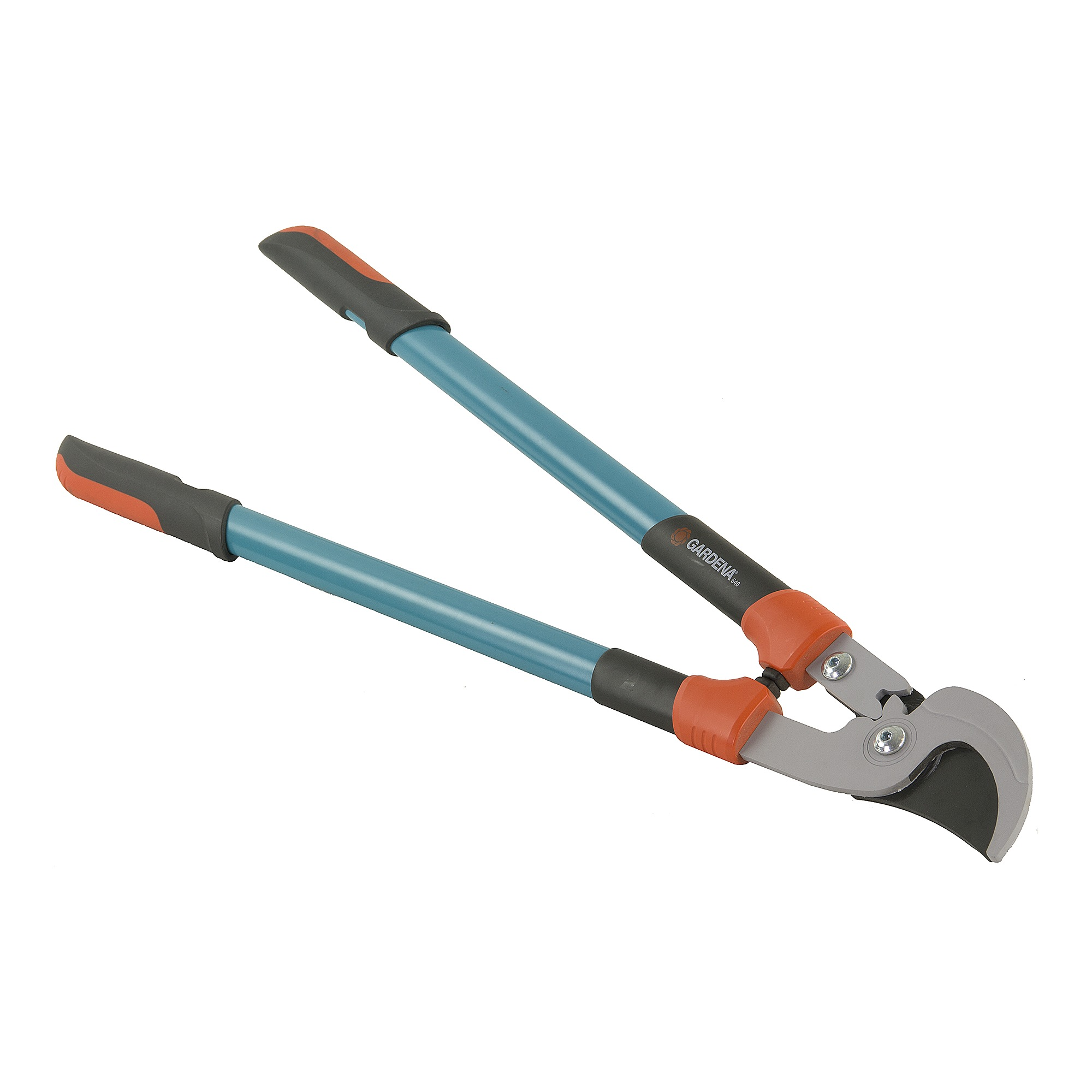 Gardena coupe branches cr maill re enclume 780bl - Coupe branche a cremaillere ...