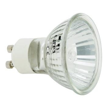 gamma ecohalogeen spot gu10 400 lumen 50w 75w helder dimbaar 3 stuks halogeenlampen. Black Bedroom Furniture Sets. Home Design Ideas