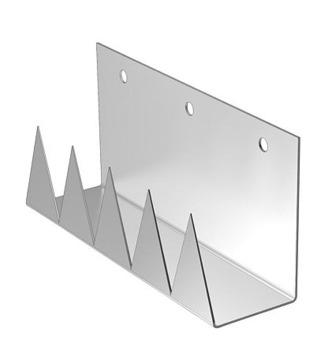 Gyproc Thermogyp Ufix startklem 10 stuks