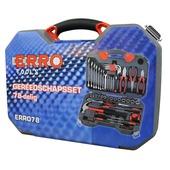 Jeu d'outils Erro en coffret 78 pièces