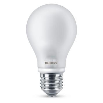 Ampoule poire LED Philips E27 806 Lm 7W = 60W 2 pièces