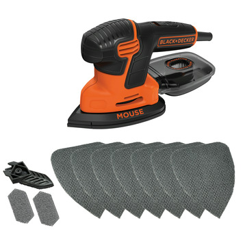 Ponceuse de détail Black & Decker 120 W KA2000AT-QS