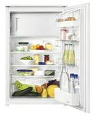 Réfrigérateur avec compartiment congélateur KBA14401SK Zanker 88 cm