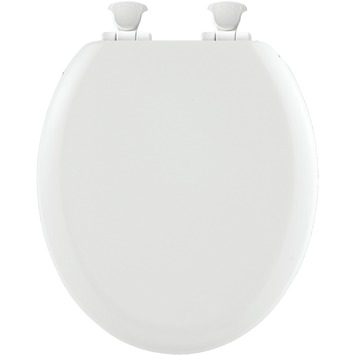 Bemis Chicago wc bril met softclose wit hout