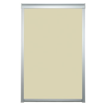 Fakro rolgordijn verduistering Arf beige 052 78x98 cm