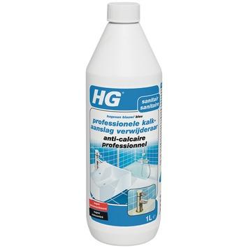 HG Sanitair Professionele kalkaanslagverwijderaar 1 l
