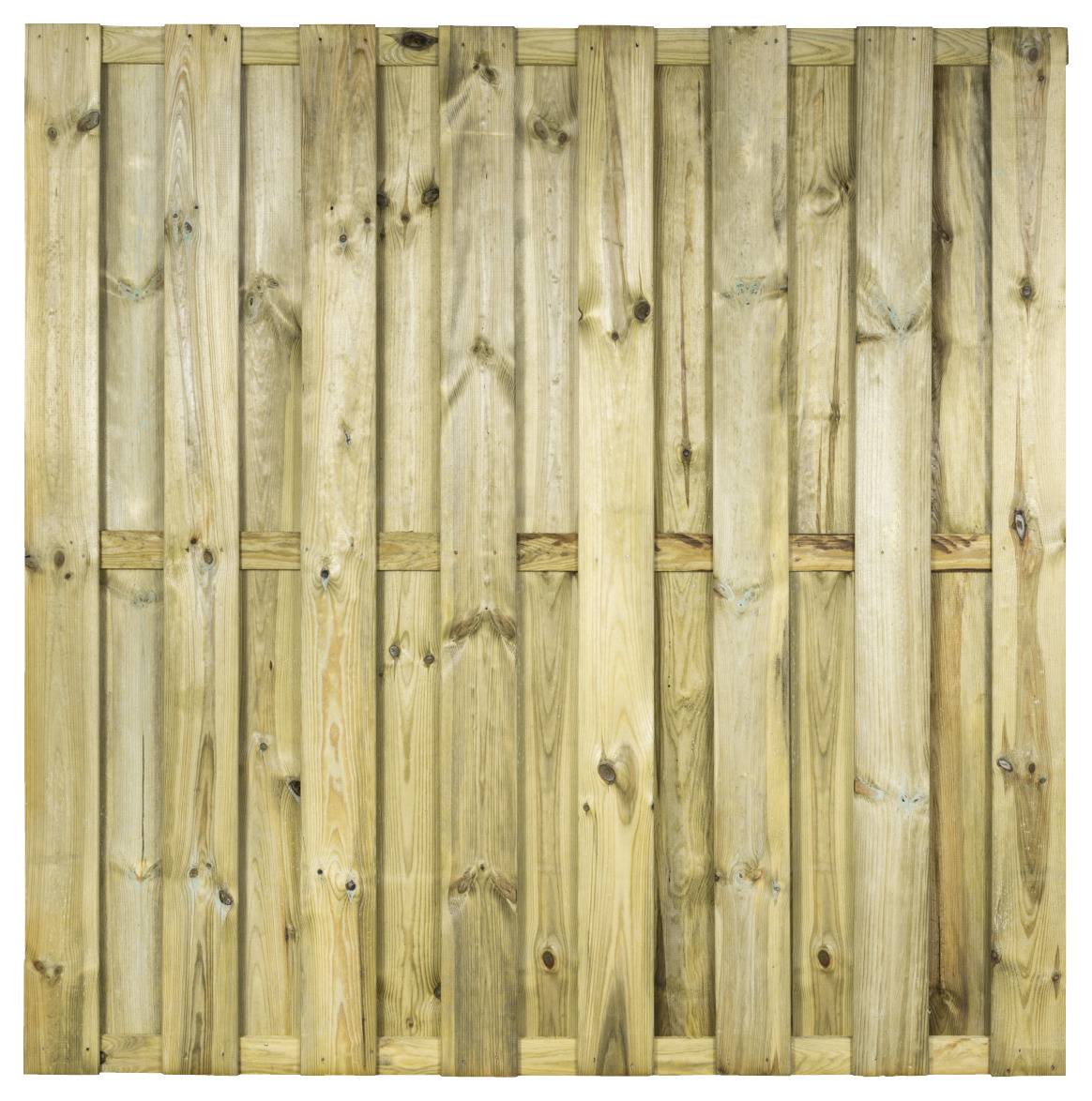 Cran de jardin jumbo droit 180x180 cm ecrans de jardin - Ecran de jardin en bois ...