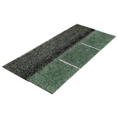 Bardeaux Easyshingle Aquaplan 2 m² vert