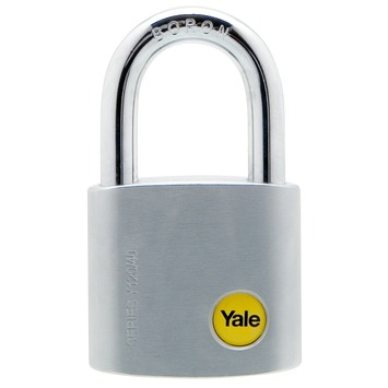 Yale hangslot 40 mm mat chroom