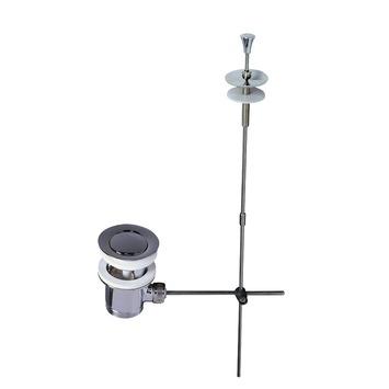Wirquin lavaboplug met treksysteem