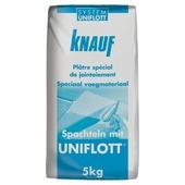 Plâtre de jointoiement Uniflott Knauf 5 kg