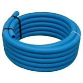Tuyau VPE-c pour sanitaire Levica 20x2,8 mm 10 m bleu