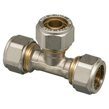 Levica T-koppeling VPE-c watertoevoer sanitair 16-2,2 mm