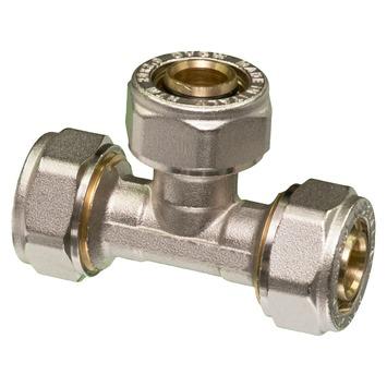Levica Superpipe T-koppeling watertoevoer sanitair 20x20x20 mm