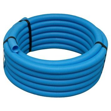 Levica Superpipe meerlagenbuis sanitair en CV kunststof ø20 mm 10 m blauw