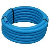Conduite multicouche Levica Superpipe pour CC et sanitaire ø16 mm 10 m bleu