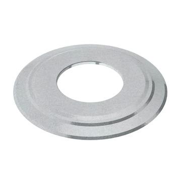 Saninstal buisrozet gegalvaniseerd ø100 mm