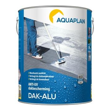 Aquaplan Dak-alu anti-UV coating waterdicht 4 l