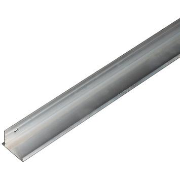 Aquaplan dakrandprofiel aluminium 200 cm x 35 mm x 35 mm