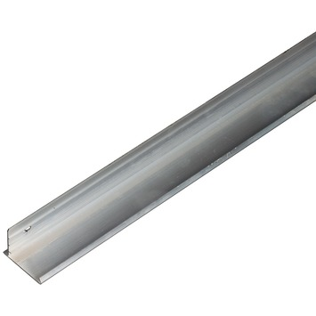 Profilé toit Aquaplan aluminium 35x35 mm 200 cm