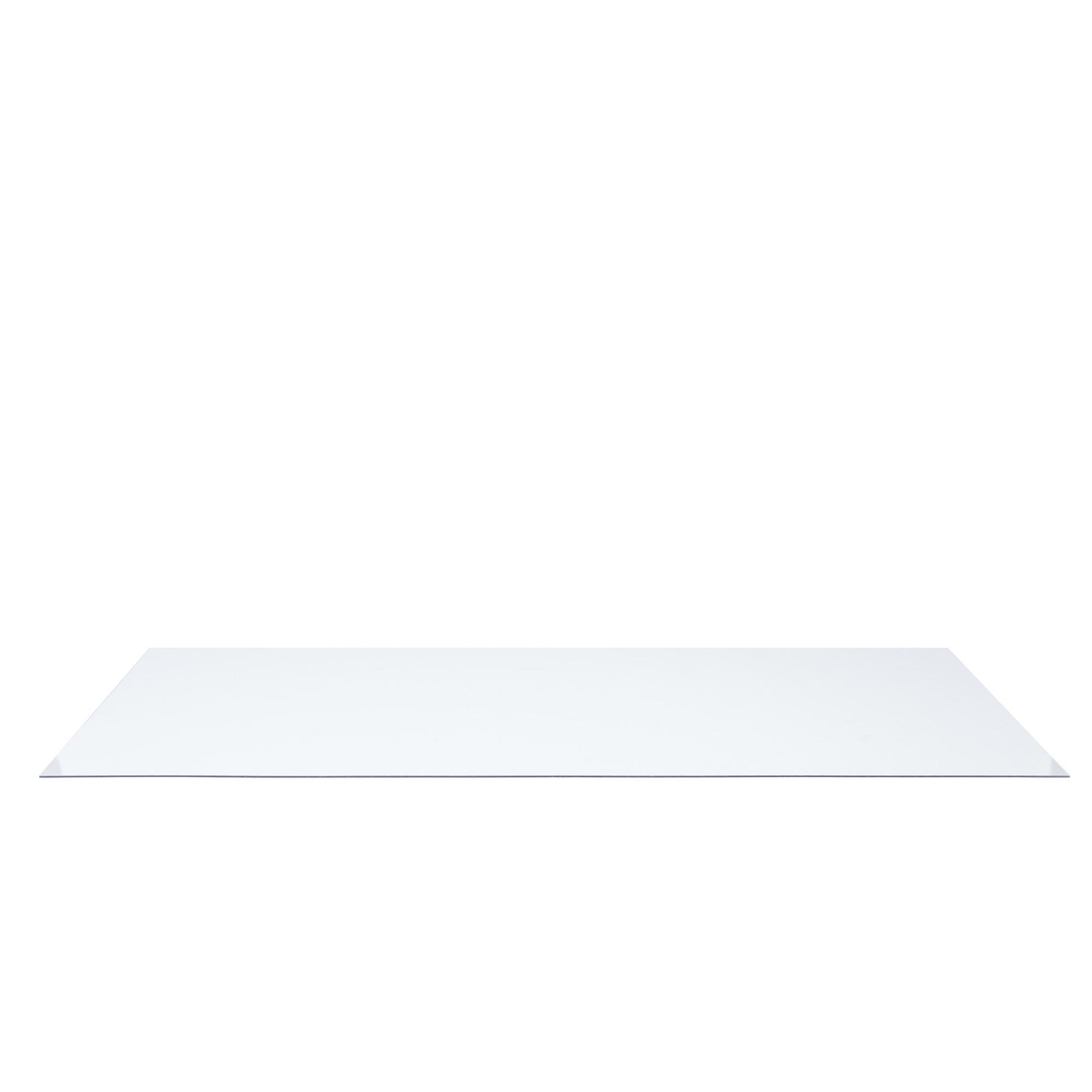 panneau en polystyr ne 4 mm 1x1 m translucide panneaux. Black Bedroom Furniture Sets. Home Design Ideas