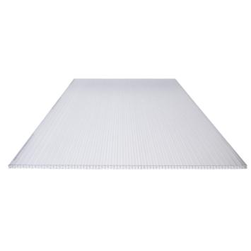 Plaque en polycarbonate 5P 16 mm 98x250 cm translucide