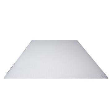 Panneau en polycarbonate 3P 16 mm 98x250 cm opalin