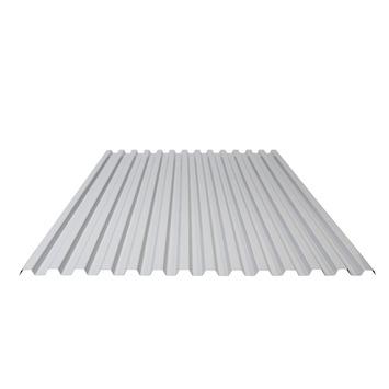 PVC plaat Greca grijs 250x95,5 cm