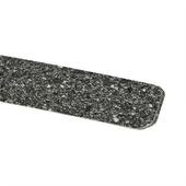 GAMMA afplakstrook 7919TC 60,5x2,8 cm grijs 2 stuks