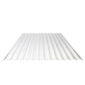 Panneau ondulé Kristal 76/18 98,5x250 cm