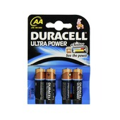 Duracell penlite batterijen AA 4 stuks