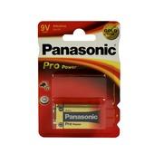 Panasonic Pro Power alkalinebatterij 9 V